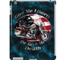 Kawasaki Nomad Give Me Liberty iPad Case/Skin