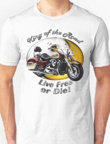 Kawasaki Nomad King Of The Road Unisex T-Shirt