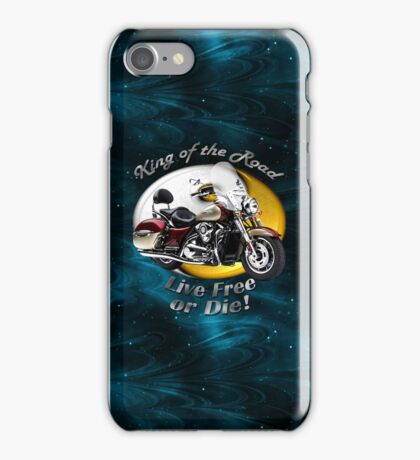 Kawasaki Nomad King Of The Road iPhone Case/Skin