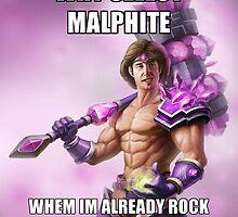 Rock Hard Taric by DraftPlace