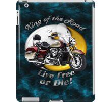 Kawasaki Nomad King Of The Road iPad Case/Skin