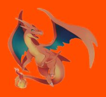 Female Charizard! by Nellow