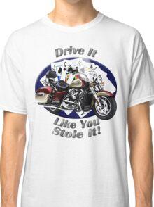 Kawasaki Nomad Drive It Like You Stole It Classic T-Shirt