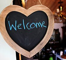 Welcome by Matt Keil