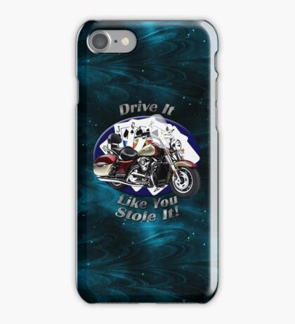 Kawasaki Nomad Drive It Like You Stole It iPhone Case/Skin