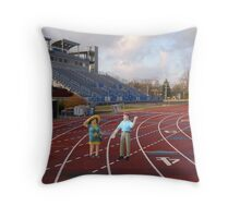 I believe your event is called the standing broad jump, Edna; I think you'll do great! Throw Pillow