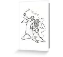 Friendship Angels Greeting Card