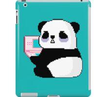 Panda DS Pixel iPad Case/Skin