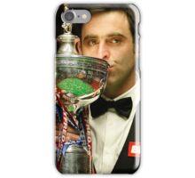 Ronnie O'Sullivan - 5 Time World Champion iPhone Case/Skin