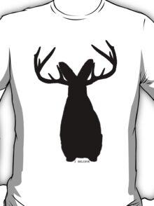 I BELIEVE - Jackalopes T-Shirt