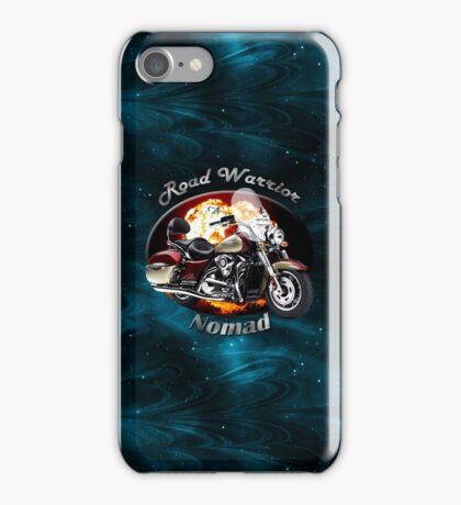 Kawasaki Nomad Road Warrior iPhone Case/Skin