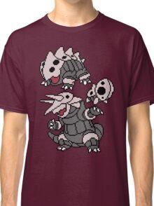 Aron, Lairon and Aggron Classic T-Shirt