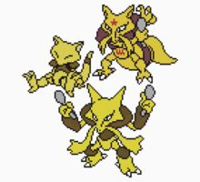Abra, Kadabra and Alakazam Kids Clothes