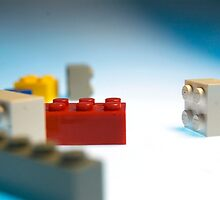 Lego by Anthony Cooley
