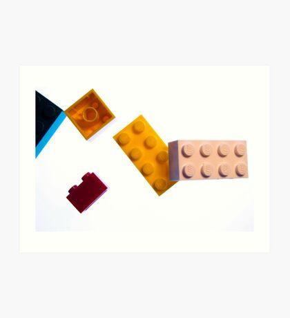 Lego top Art Print
