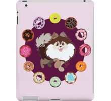 Furry Dough iPad Case/Skin