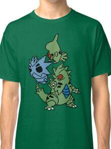 Larvitar, Pupitar and Tyranitar Classic T-Shirt