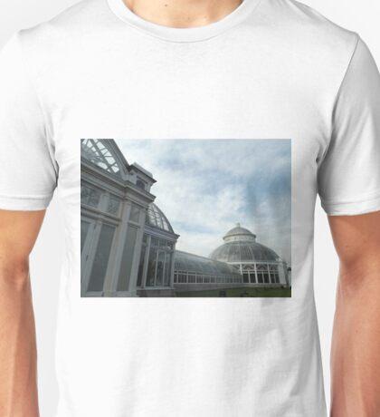Classic Architecture, New York Botanical Garden, Bronx, New York  T-Shirt
