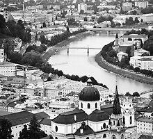 Salzburg 5 by Jane Ruttkayova
