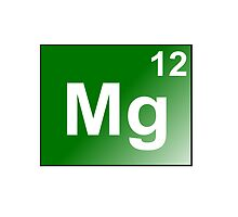 Magnesium - Mg12 by Atomic5