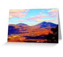 Fall on the Blue Ridge 2~ Greeting Card