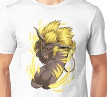 Golden Thunder God Unisex T-Shirt