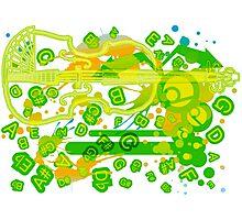 Colour_Me_Pop Photographic Print