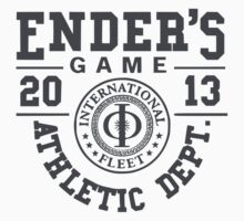 Ender's Game by ItalianDesign
