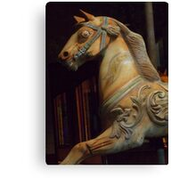 The Dark Horse Mourns Canvas Print