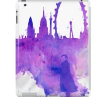 A Watchful Eye on London iPad Case/Skin