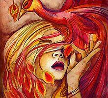 Firebird by Irina Sidorowicz