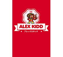 Alex Kidd Photographic Print