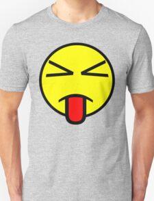 Sass Face Emoticon T-Shirt