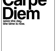 Carpe Diem. by xandraaling