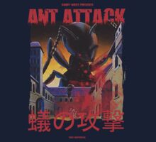 Ant Attack Kids Clothes