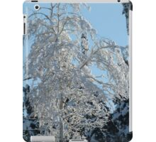 All  Dressed in Snow iPad Case/Skin