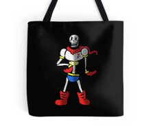 Undertale The Great Papyrus Tote Bag