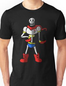 Undertale The Great Papyrus Unisex T-Shirt