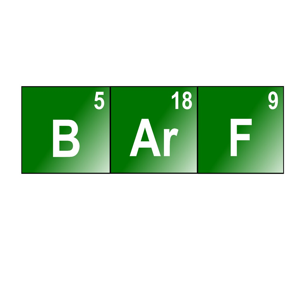 BArF Elements by Atomic5