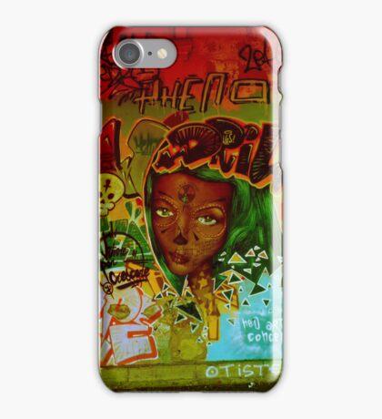 Nice StreetArt iPhone Case/Skin