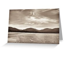 wilsons promontory landscape 13 Greeting Card
