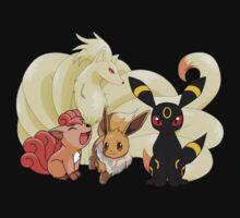 Pokemon by Kiwishes