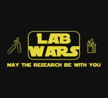 Lab Wars (yellow) by CellDivisionLab