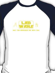 Lab Wars (yellow) T-Shirt