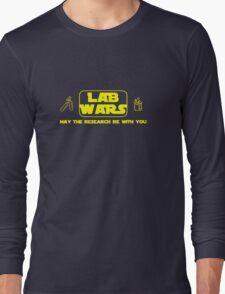 Lab Wars (yellow) Long Sleeve T-Shirt