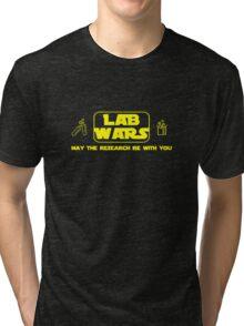 Lab Wars (yellow) Tri-blend T-Shirt