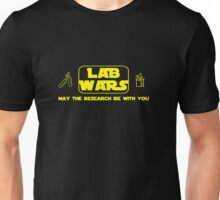 Lab Wars (yellow) Unisex T-Shirt