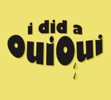 I did a OuiOui Baby Tee