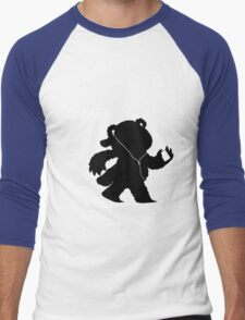 iWok Men's Baseball ¾ T-Shirt