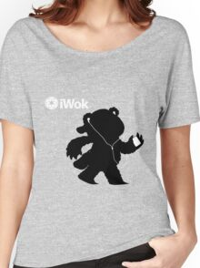 iWok Women's Relaxed Fit T-Shirt